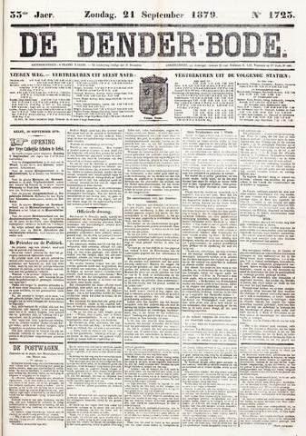 De Denderbode 1879-09-21
