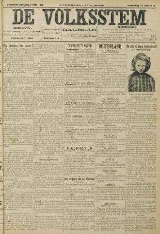 De Volksstem 1910-06-15