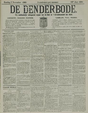 De Denderbode 1909-11-07