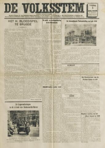 De Volksstem 1938-07-08