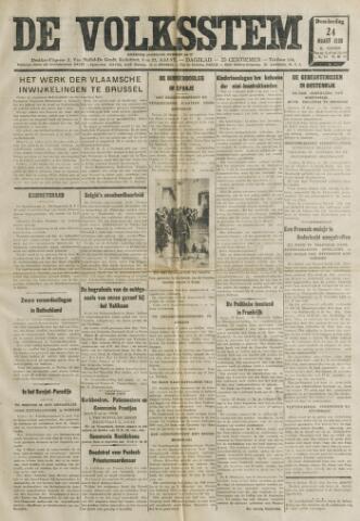 De Volksstem 1938-03-24