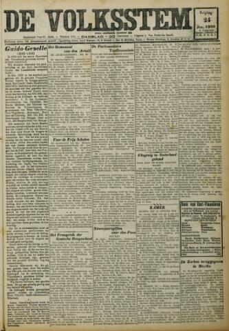 De Volksstem 1930-01-24