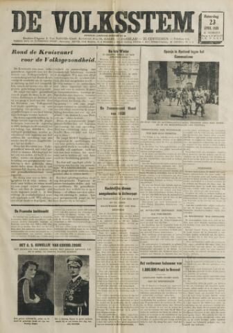 De Volksstem 1938-04-23