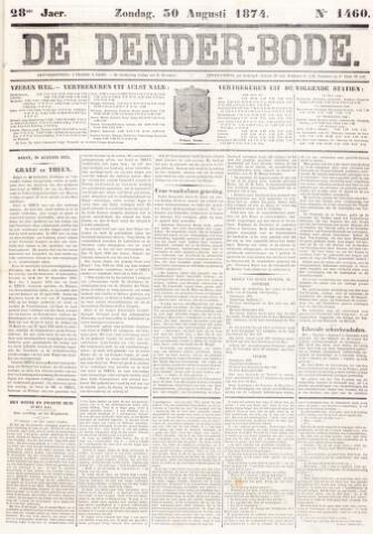 De Denderbode 1874-08-30