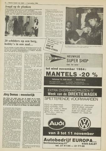 Nieuwe Gazet Van Aalst 16 November 1984 Pagina 32 Digitaal