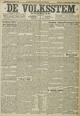 De Volksstem 1914-03-01