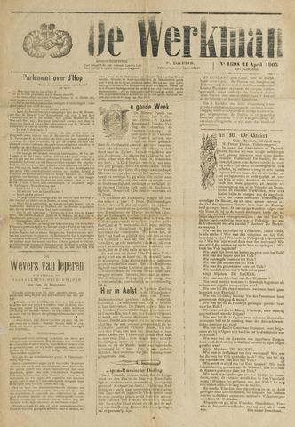 De Werkman 1905
