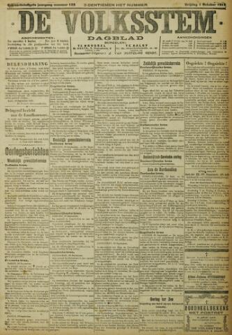 De Volksstem 1915-10-01