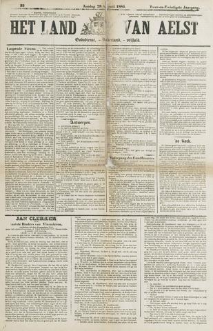 Het Land van Aelst 1881-08-28