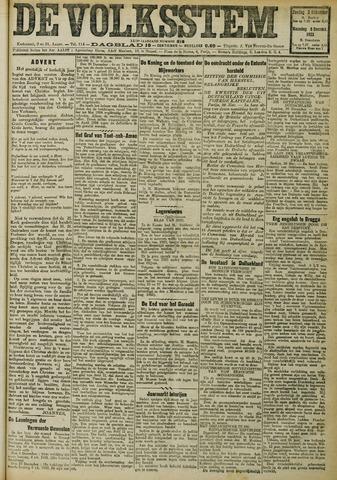 De Volksstem 1923-12-02