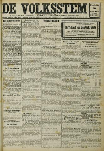 De Volksstem 1932-03-31