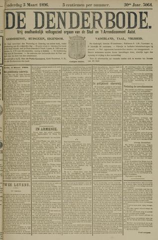 De Denderbode 1896-03-05