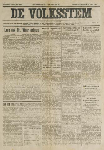 De Volksstem 1941-04-01