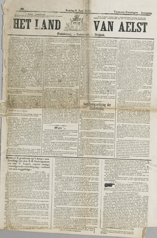 Het Land van Aelst 1881-06-05