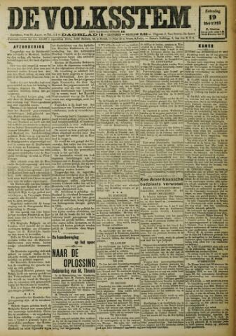 De Volksstem 1923-05-19