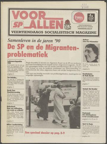 Voor Allen 1990