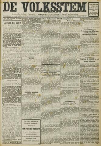 De Volksstem 1930-10-26