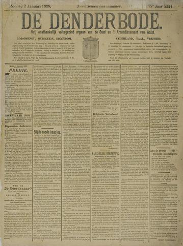 De Denderbode 1898