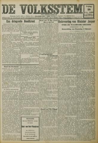 De Volksstem 1930-02-28
