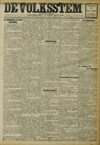 De Volksstem 1923-02-07