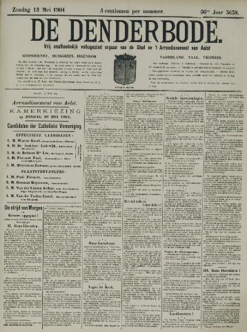 De Denderbode 1904-05-15