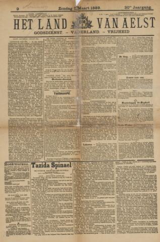 Het Land van Aelst 1889-03-03