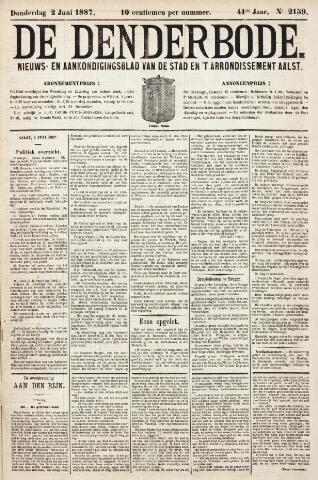 De Denderbode 1887-06-02