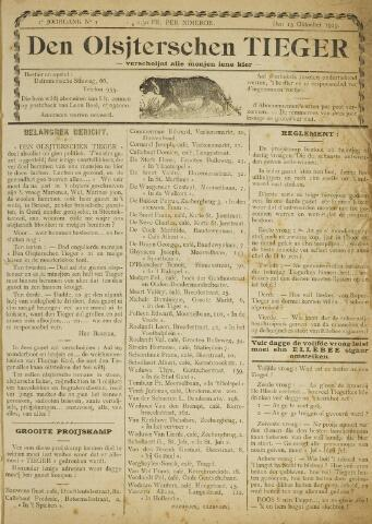Den Olsjterschen Tieger 1929-10-15