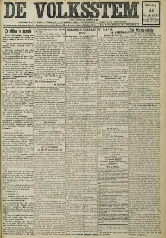 De Volksstem 1931-10-24