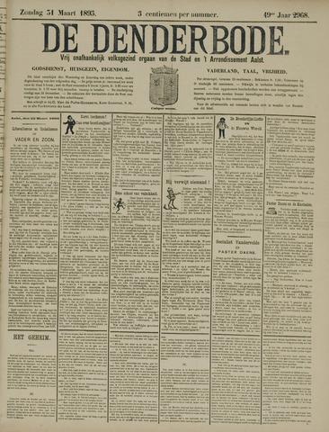 De Denderbode 1895-03-31