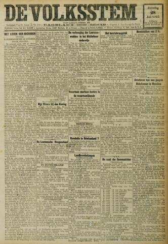 De Volksstem 1923-07-28