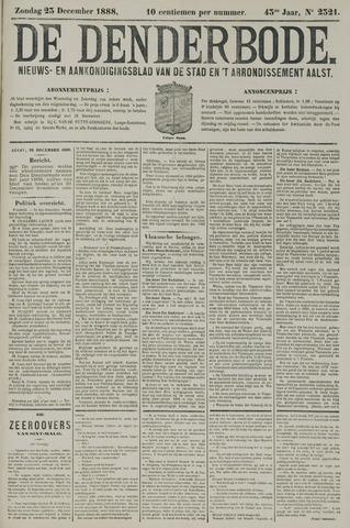 De Denderbode 1888-12-23