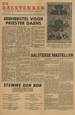 De Aalstenaar 1957