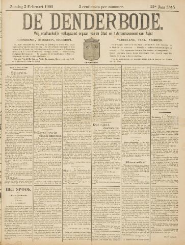 De Denderbode 1901-02-03