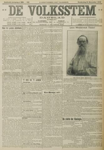 De Volksstem 1910-11-24