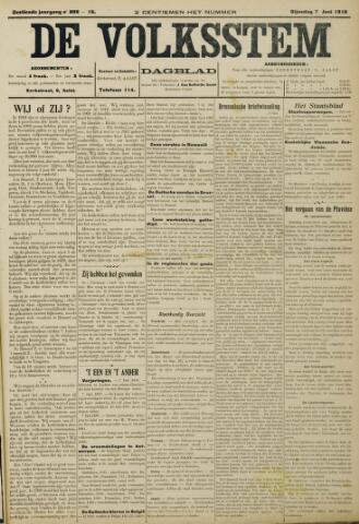 De Volksstem 1910-06-07