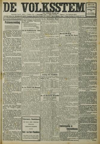 De Volksstem 1930-04-13