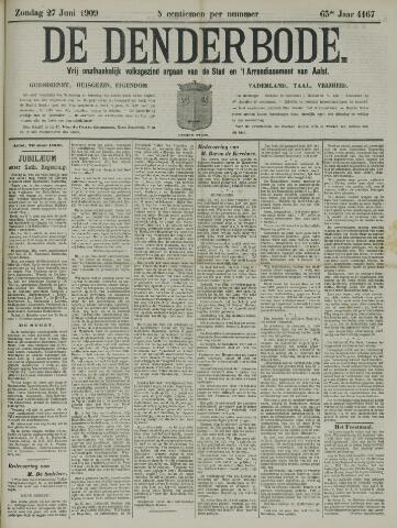 De Denderbode 1909-06-27