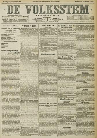 De Volksstem 1914-03-18