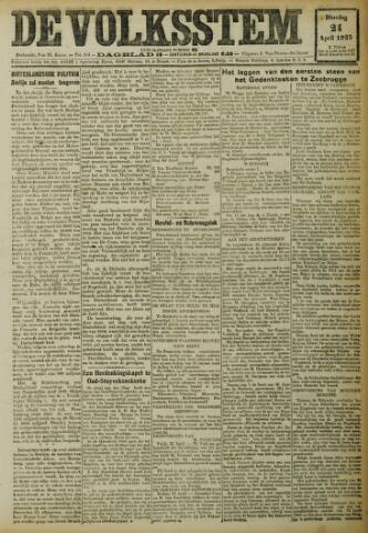 De Volksstem 1923-04-24