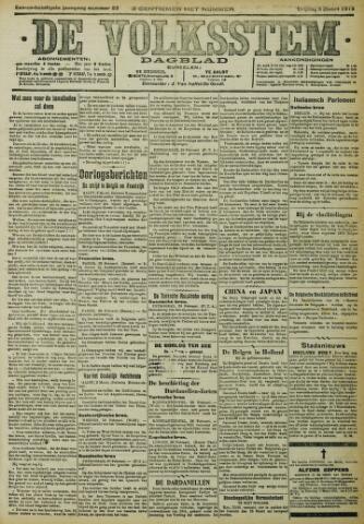 De Volksstem 1915-03-05