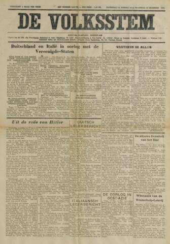 De Volksstem 1941-12-13