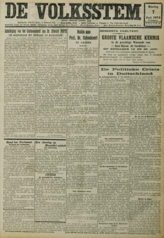 De Volksstem 1932-06-07