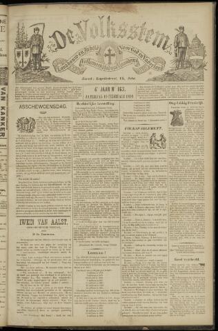 De Volksstem 1898-02-19