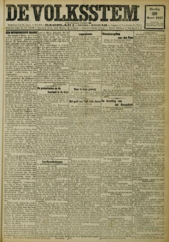 De Volksstem 1923-03-20
