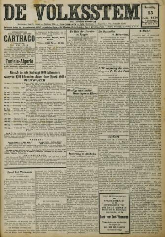 De Volksstem 1930-02-15