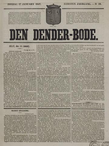 De Denderbode 1847-01-17