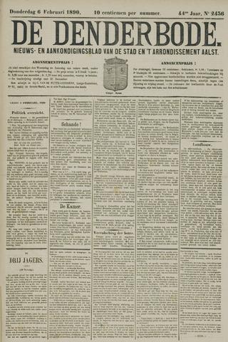 De Denderbode 1890-02-06