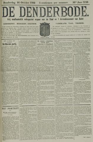 De Denderbode 1902-10-16