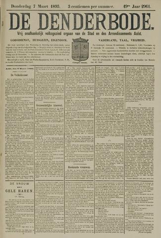 De Denderbode 1895-03-07